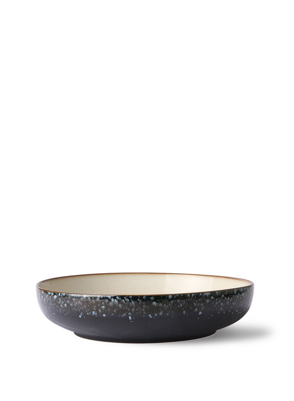 Ceramic 70's Galaxy Salad Bowl from HK Living