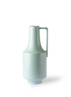 Ceramic Green Vase With Handle from HK Living