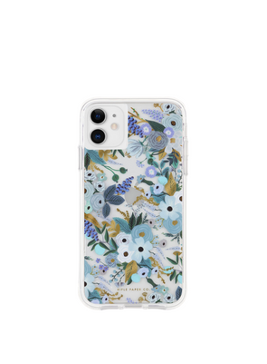 Clear Garden Party Iphone XS/X Case From Rifle Paper Co.