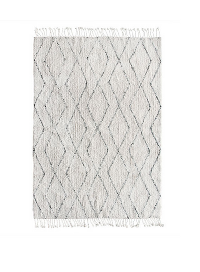 Cotton Berber Rug from HK Living