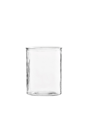 Cylinder Glass Vase From Meraki