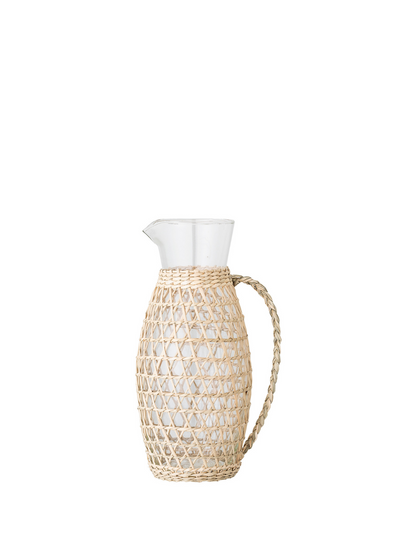 Daphne Glass Jug from Bloomingville