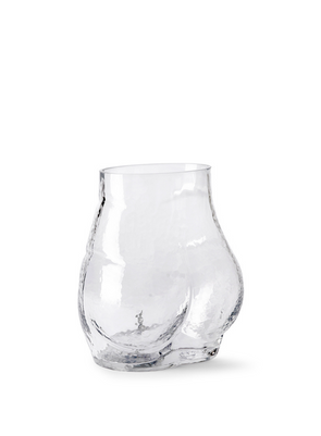 Glass Bum Vase from HK Living