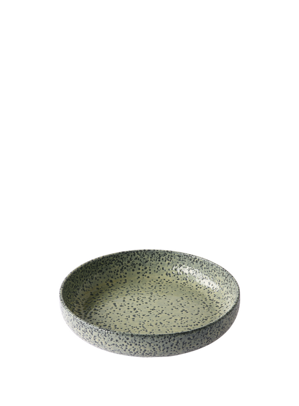 Gradient Deep Plate in Green from HK Living