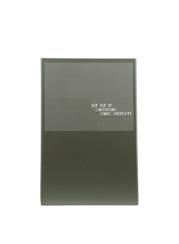 Grid Noticeboard - Green, From Monograph