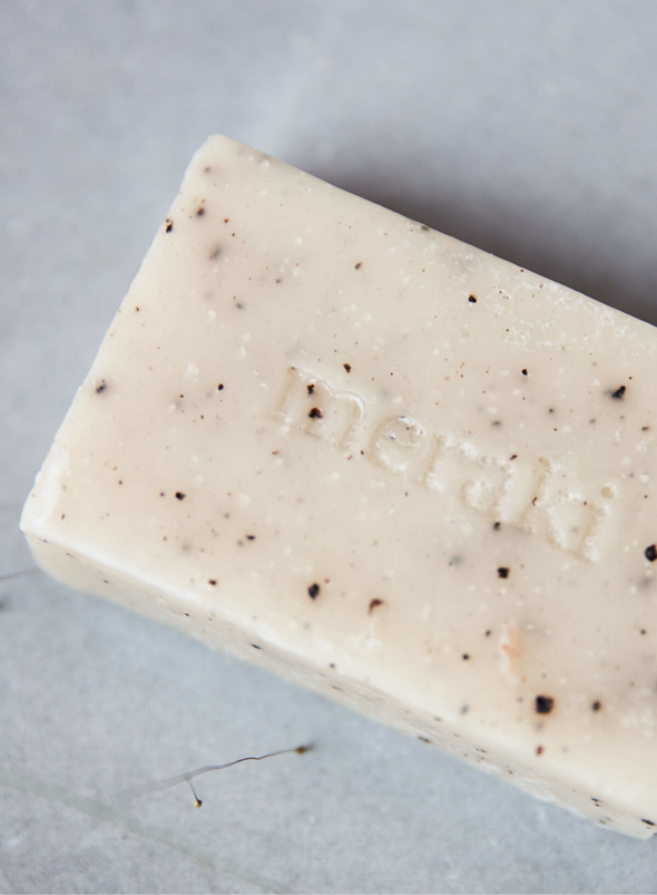 Hand Soap - Sesame Scrub From Meraki