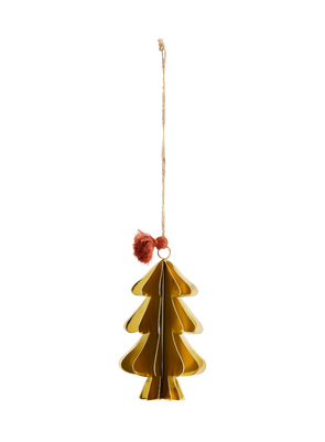 Hanging Christmas Tree from Madam Stoltz