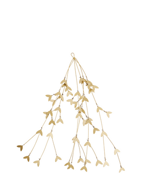 Hanging Iron Mistletoe from Madam Stoltz