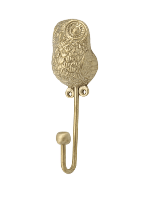 Holly Owl Hook
