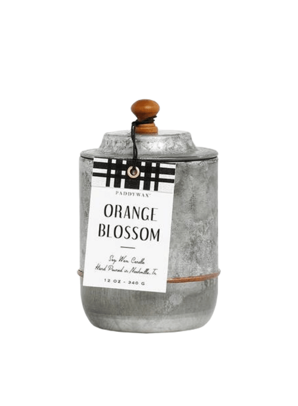 Homestead Orange Blossom Candle from Paddywax