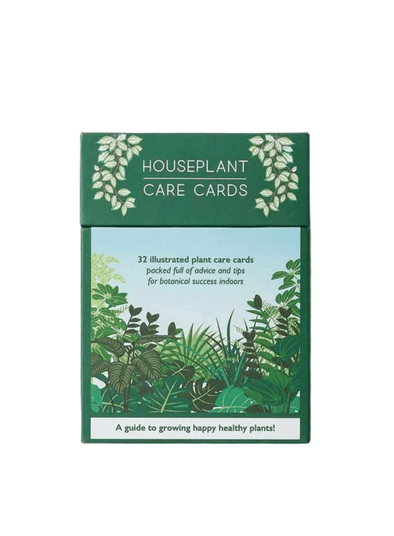 Houseplant Care Cards