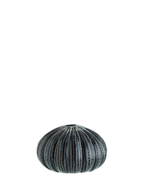 Large Sea Urchins Vase in Dark Grey from Madam Stoltz