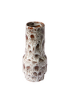Lava White Ceramic Vase from HK Living