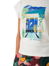Le Maroc Tee from Emily and Fin