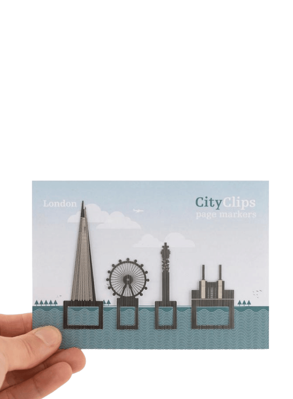 London Bookmarks