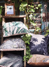 Printed Jungle Cushion from HK Living