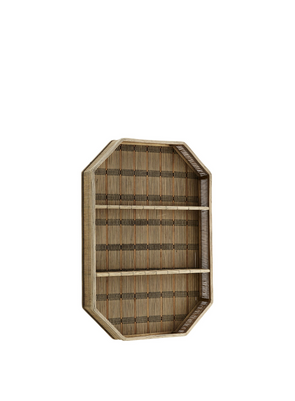Grant Rectangular Bamboo Shelf From Madam Stoltz