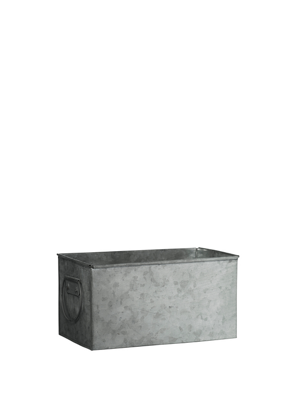 Rectangular Planter with Handles - Small