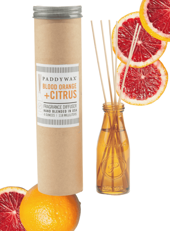 Relish Blood Orange & Citrus Diffuser from Paddywax
