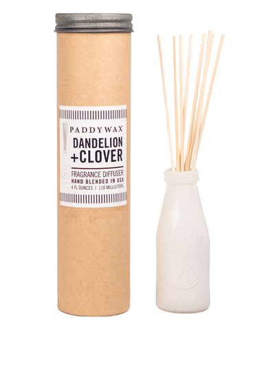 Relish Dandelion & Clover Diffuser from Paddywax