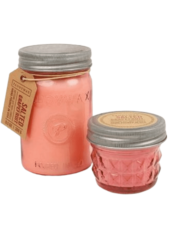 Relish Salted Grapefruit Candle from Paddywax