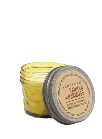 Relish Vanilla & Oakmoss Candle from Paddywax