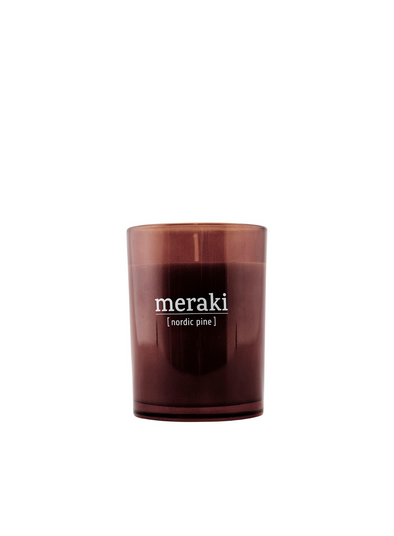 Scented Candle - Nordic Pine From Meraki