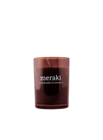 Scented Candle - Sandcastles & Sunsets from Meraki