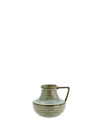 Rancho Stoneware Vase from Madam Stoltz