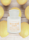 White Apothecary Fresh Meyer Lemon Candle from Paddywax