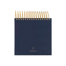 Large Spiral Noteblock - Navy From Monograph