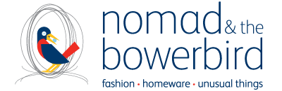 Nomad and the bowerbird & Bringing the outside in