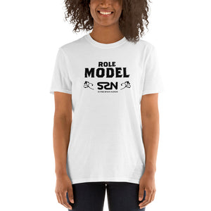 Super Space Nation - Role Model Unisex Tee