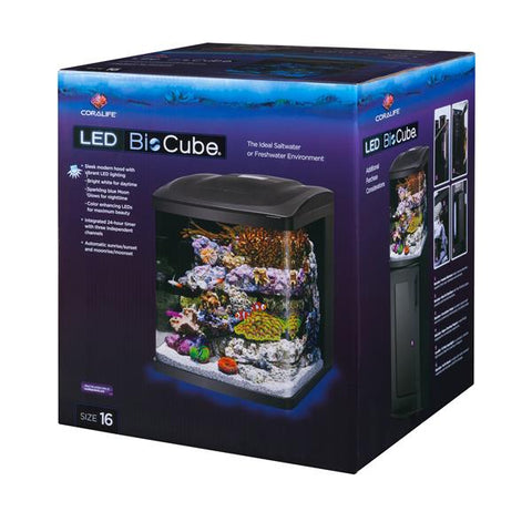 Coralife LED BioCube Aquariums