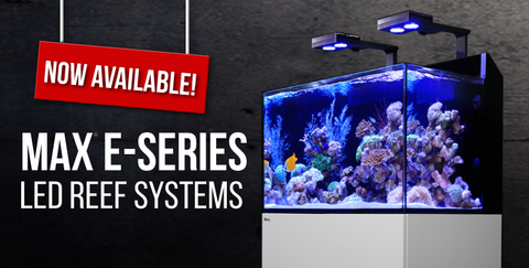 Red Sea Max E-Series LED Aquarium Systems