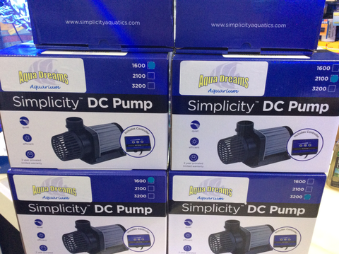 Simplicity DC Pumps