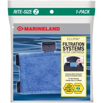 Marineland Rite-Size Z- filter cartridge – Aqua Dreams