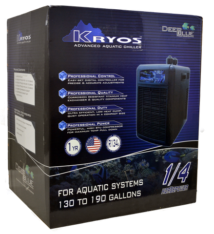 Kryos Chiller 1/2 HP