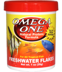 Omega One Freshwater Flake Food