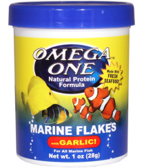 Omega One Garlic Marine Flakes