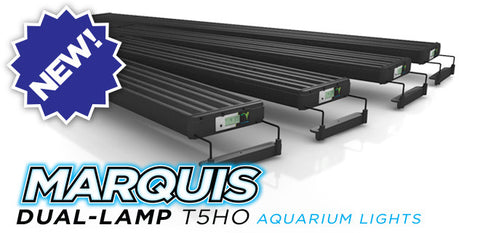 Aquaticlife Marquis Dual-Lamp T5 HO Fixtures