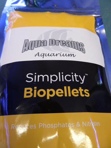 Aqua Dreams Simplicity BIOPELLETS  12 oz