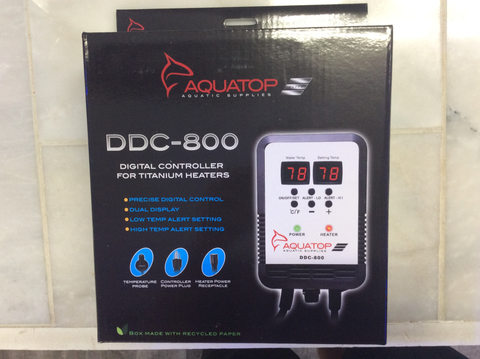 Digital Controller for Titanium Heaters DDC-800