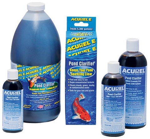 Acurel -E Clarifier 150 ml