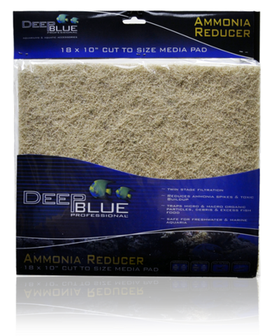 Deep Blue Ammonia Reducer Pad