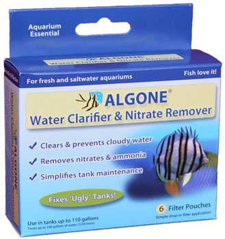 Algone - Water Clarifier and Nitrate remover