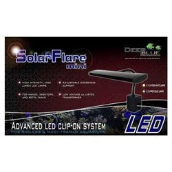 Deep Blue Solar Flare Mini LED