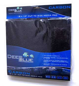 Deep Blue Carbon Pad