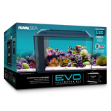 FLUVAL SEA EVO SALTWATER LED AQUARIUM KIT 12.5 US Gal