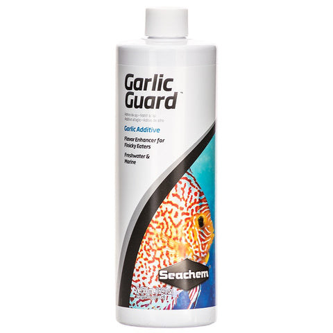 Seachem Garlic Guard